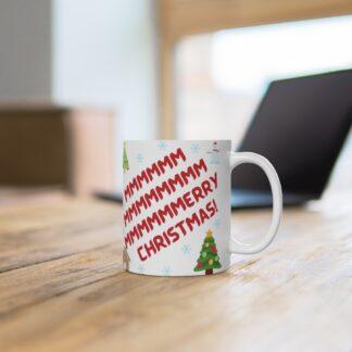 90 Day Fiance Merry Christmas Mug